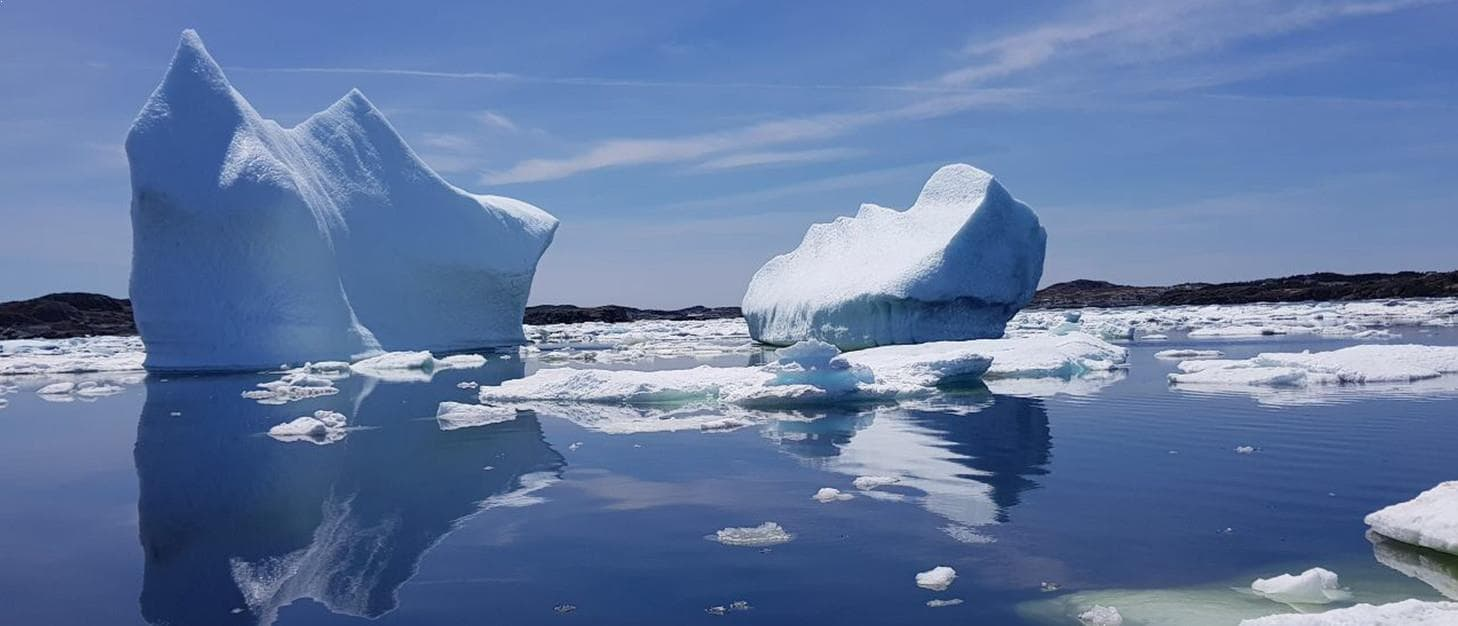 ice bergs in newfoundland